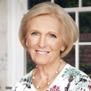 Mary Berry and hair extensions